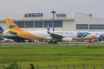 みるぽんたさんが、成田国際空港で撮影したセブパシフィック航空 A330-343Eの航空フォト(飛行機 写真・画像)