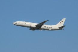 OMAさんが、岩国空港で撮影したアメリカ海軍 P-8A (737-8FV)の航空フォト(飛行機 写真・画像)