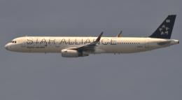 kenko.sさんが、成田国際空港で撮影したアシアナ航空 A321-231の航空フォト(飛行機 写真・画像)