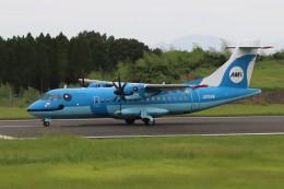 Yuseiさんが、天草飛行場で撮影した天草エアライン ATR-42-600の航空フォト(飛行機 写真・画像)