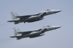 NOTE00さんが、三沢飛行場で撮影した航空自衛隊 F-15J Eagleの航空フォト(飛行機 写真・画像)