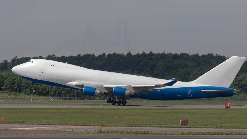 うみBOSEさんのドバイ・ロイヤル・エア・ウィング Boeing 747-400 (A6-GGP) 航空フォト