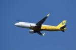 もぐ3さんが、新千歳空港で撮影したバニラエア A320-214の航空フォト(飛行機 写真・画像)