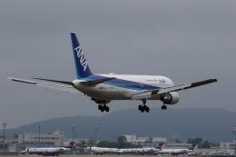 元青森人さんが、仙台空港で撮影した全日空 767-381/ERの航空フォト(飛行機 写真・画像)