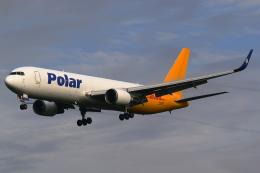 こだしさんが、成田国際空港で撮影したポーラーエアカーゴ 767-3JHF(ER)の航空フォト(飛行機 写真・画像)