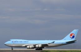 Fukutaroさんが、北九州空港で撮影した大韓航空 747-4B5F/ER/SCDの航空フォト(飛行機 写真・画像)
