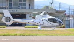 RINA-281さんが、福井空港で撮影したユーロコプタージャパン EC130B4の航空フォト(飛行機 写真・画像)