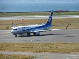 LOVE767さんが、関西国際空港で撮影した全日空 737-8ALの航空フォト(飛行機 写真・画像)
