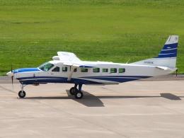 FT51ANさんが、庄内空港で撮影した共立航空撮影 208B Grand Caravanの航空フォト(飛行機 写真・画像)