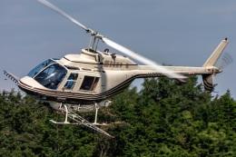 航空フォト:JA9777 ヘリサービス 206/406