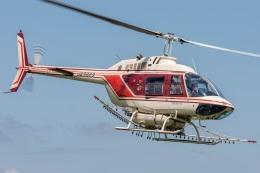 航空フォト:JA9869 ヘリサービス 206/406
