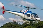 まんぼ しりうすさんが、茨城県で撮影したヘリサービス AS350B Ecureuilの航空フォト(飛行機 写真・画像)