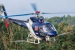 まんぼ しりうすさんが、茨城県で撮影したエス・ジー・シー佐賀航空 AS350B Ecureuilの航空フォト(飛行機 写真・画像)