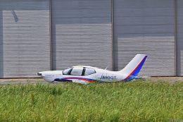 Jin Bergqiさんが、八尾空港で撮影した日本個人所有 TB-10 Tobago GTの航空フォト(飛行機 写真・画像)