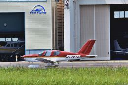 Jin Bergqiさんが、八尾空港で撮影した日本個人所有 TB-10 Tobagoの航空フォト(飛行機 写真・画像)