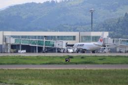 キイロイトリさんが、花巻空港で撮影したジェイ・エア ERJ-170-100 (ERJ-170STD)の航空フォト(飛行機 写真・画像)