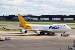 050813さんが、成田国際空港で撮影したポーラーエアカーゴ 747-46NF/SCDの航空フォト(飛行機 写真・画像)