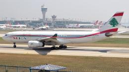 誘喜さんが、アタテュルク国際空港で撮影したミドル・イースト航空 A330-243の航空フォト(飛行機 写真・画像)