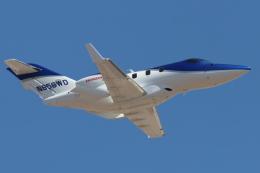 キャスバルさんが、フェニックス・スカイハーバー国際空港で撮影したDW VOLBLEU HA-420 HondaJetの航空フォト(飛行機 写真・画像)