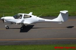 湖景さんが、福島空港で撮影したアルファーアビエィション DA40 NG Diamond Starの航空フォト(飛行機 写真・画像)