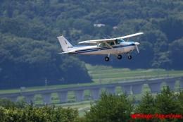 湖景さんが、福島空港で撮影したアルファーアビエィション 172P Skyhawk IIの航空フォト(飛行機 写真・画像)