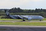 Rsaさんが、成田国際空港で撮影したニュージーランド航空 787-9の航空フォト(飛行機 写真・画像)