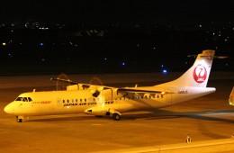 シーマさんが、松山空港で撮影した日本エアコミューター ATR-72-600の航空フォト(飛行機 写真・画像)