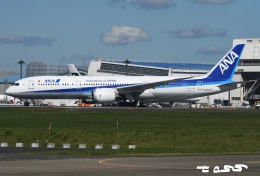 tassさんが、成田国際空港で撮影した全日空 787-9の航空フォト(飛行機 写真・画像)