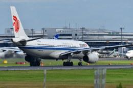 南国の防人さんが、成田国際空港で撮影した中国国際航空 A330-243の航空フォト(飛行機 写真・画像)