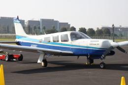 kahluamilkさんが、調布飛行場で撮影した日本個人所有 PA-32R-301T Turbo Saratoga SPの航空フォト(飛行機 写真・画像)