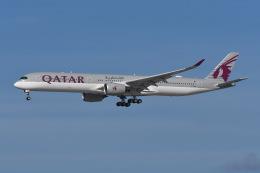 よんろくさんが、成田国際空港で撮影したカタール航空 A350-1041の航空フォト(飛行機 写真・画像)
