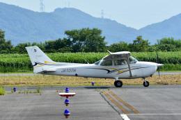 Gambardierさんが、岡南飛行場で撮影した学校法人ヒラタ学園 航空事業本部 172S Skyhawk SPの航空フォト(飛行機 写真・画像)