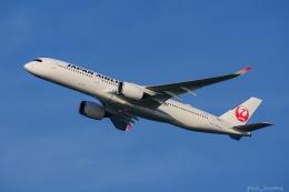 ぱん_くまさんが、羽田空港で撮影した日本航空 A350-941の航空フォト(飛行機 写真・画像)