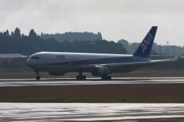Hiro-hiroさんが、鹿児島空港で撮影した全日空 767-381の航空フォト(飛行機 写真・画像)