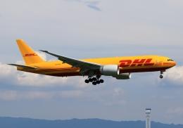 LOTUSさんが、関西国際空港で撮影したカリッタ エア 777-F1Hの航空フォト(飛行機 写真・画像)