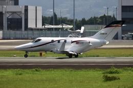 Zakiyamaさんが、熊本空港で撮影した朝日航洋 HA-420の航空フォト(飛行機 写真・画像)