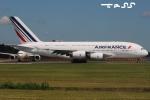 tassさんが、成田国際空港で撮影したエールフランス航空 A380-861の航空フォト(飛行機 写真・画像)