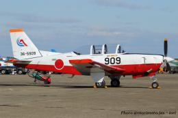 いおりさんが、茨城空港で撮影した航空自衛隊 T-7の航空フォト(飛行機 写真・画像)