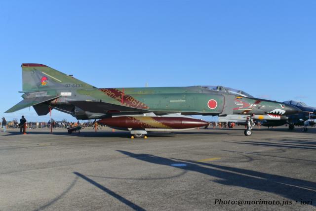 いおりさんが、茨城空港で撮影した航空自衛隊 RF-4EJ Phantom IIの航空フォト(飛行機 写真・画像)