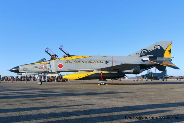 いおりさんが、茨城空港で撮影した航空自衛隊 F-4EJ Kai Phantom IIの航空フォト(飛行機 写真・画像)