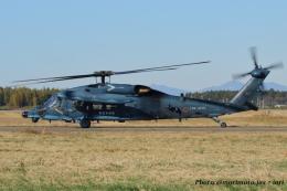 いおりさんが、茨城空港で撮影した航空自衛隊 UH-60Jの航空フォト(飛行機 写真・画像)