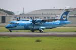 flyflygoさんが、熊本空港で撮影した天草エアライン ATR-42-600の航空フォト(飛行機 写真・画像)