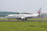 flyflygoさんが、熊本空港で撮影した日本航空 737-846の航空フォト(飛行機 写真・画像)