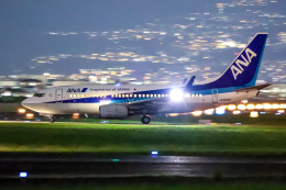 rokko2000さんが、伊丹空港で撮影した全日空 737-781の航空フォト(飛行機 写真・画像)