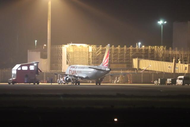 flyflygoさんが、熊本空港で撮影したフジドリームエアラインズ ERJ-170-200 (ERJ-175STD)の航空フォト(飛行機 写真・画像)