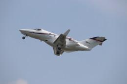 flyflygoさんが、熊本空港で撮影した朝日航洋 HA-420の航空フォト(飛行機 写真・画像)