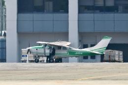 Zakiyamaさんが、熊本空港で撮影した共立航空撮影 TU206G Turbo Stationair 6の航空フォト(飛行機 写真・画像)