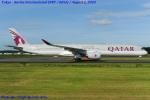 Chofu Spotter Ariaさんが、成田国際空港で撮影したカタール航空 A350-1041の航空フォト(飛行機 写真・画像)