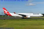 Chofu Spotter Ariaさんが、成田国際空港で撮影したカンタス航空 A330-303の航空フォト(飛行機 写真・画像)