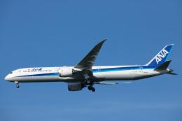 SGR RT 改さんが、成田国際空港で撮影した全日空 787-10の航空フォト(飛行機 写真・画像)